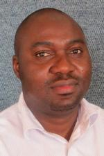 Rasheed Adeleke, associate professor of microbiology and soil science at North-West University. Photo: Supplied/NWU