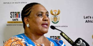 The minister of agriculture, land reform and rural development, Thoko Didiza, will deliver the keynote address at the International Women's Day webinar hosted by Corteva Agriscience and GIBS. Photo: GCIS/Flickr