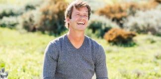 Johan Reyneke organic wine farmer