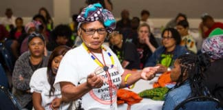 Bettie Fortuin, Human Rights Day, Farmworkers' rights