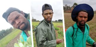 TikTok farmer Njabulo Mabaso