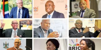 All nine premiers have prioritised agriculture to pave the way forward for their respective provinces post the Covid-19 pandemic. Photos: Supplied/Design: Food For Mzansi