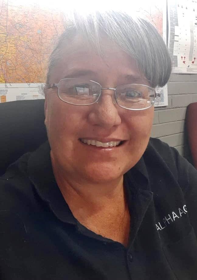 Denise Meyer runs Alpha Agri, a tractor dealership in Middelburg, Mpumalanga.