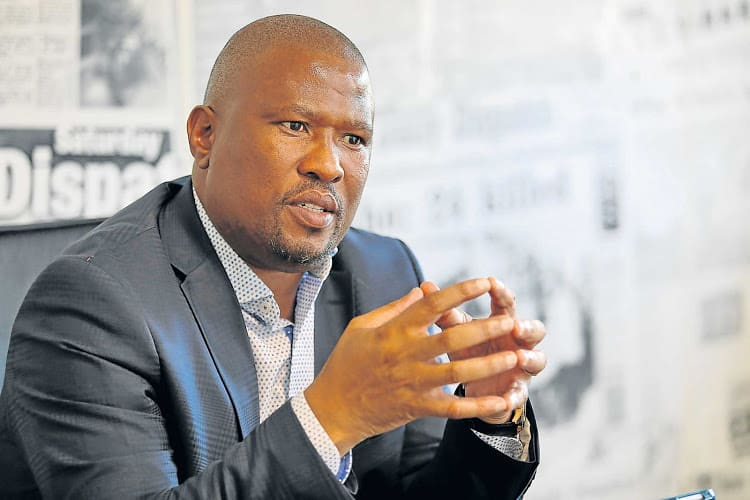 State of the Province: Eastern Cape premier Lubabalo Oscar Mabuyane. Photo: Supplied/Food For Mzansi