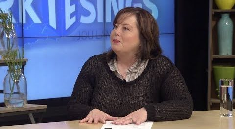 International Women's Day: Ipsos SA director and political analyst, Mari Harris. Photo: YouTube