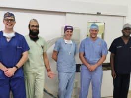 OVAH surgery team