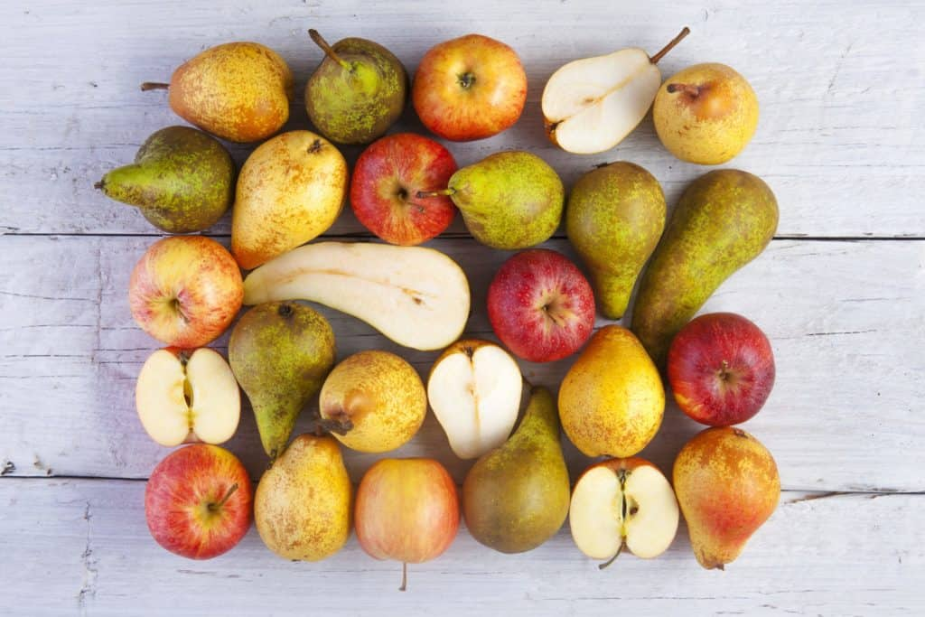 Stone fruit: Soon British fruit lovers will also be enjoying South African pears. The first shipment of our home-grown pears are currently underway to the UK. Photo: Supplied/Food For Mzansi