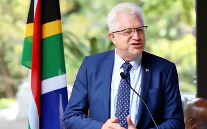 State of the Province: Western Cape premier, Alan Winde. Photo: Supplied/EWN