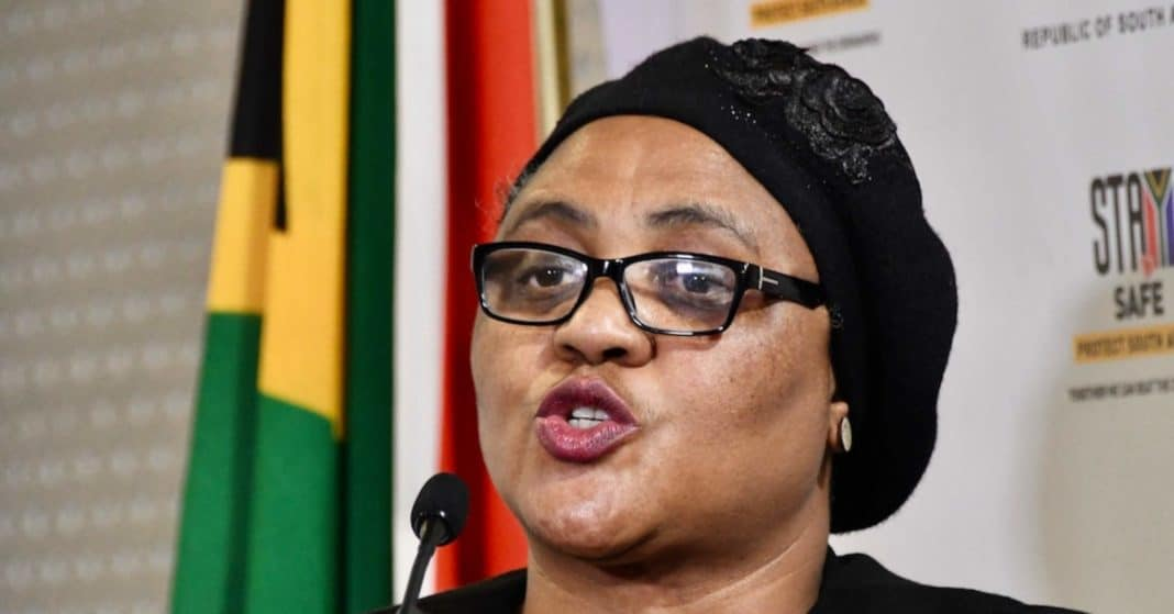 Thoko Didiza, the minister of agriculture, land reform and rural development, has welcomed progress made in the development of the Agriculture and Agro-processing Master Plan to help move South Africa forward. Photo: GCIS/Flickr