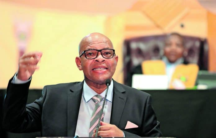 State of the Province: Chupu Mathabatha, premier of Limpopo. Photo: Supplied/Food For Mzansi