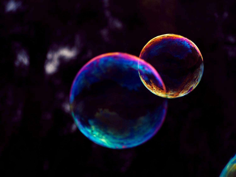 bubble pollination