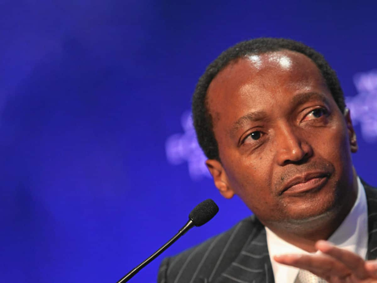 Mining billionaire Patrice Motsepe has been anointed as the new Confederation of African Football president. Photo: Supplied/Food For Mzansi