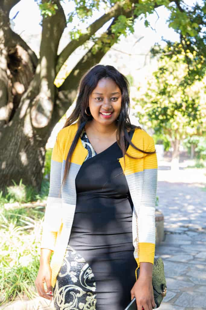 Sharon Ndlovu from Mbombela was Mpumalanga's top Sinelizwi performer. The graduate has gone to great lengths to tell stories about local entrepreneurs and game-changers. Photo: Food For Mzansi