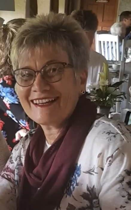 Chanmar mushroom farmer, Marietjie Kruger