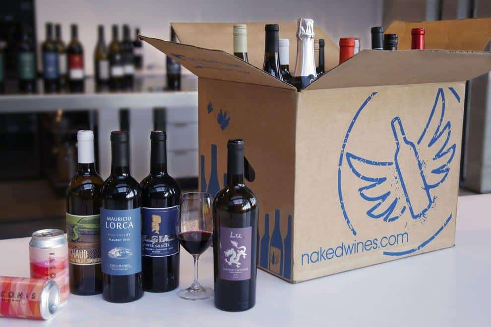 Artificial intelligence:  Online wine retailer Naked Wines is a community of 20 000 passionate wine drinkers who support independent producers. Photo: Supplied/Food For Mzansi
