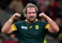 Farming brings you closer to the Lord, believes well-known Springbok rugby player Jannie du Plessis, who is also a qualified medical doctor. Photo: David Rodgers/Getty Images