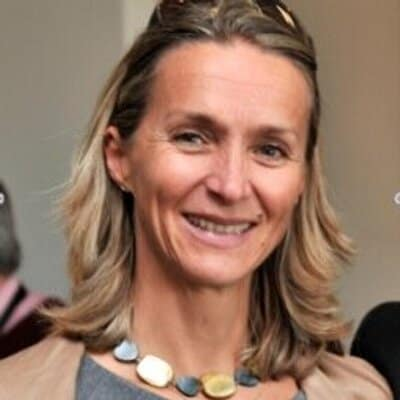 Olive oil: Vittoria Jooste, manager of SA Olive. Photo: Supplied/Twitter
