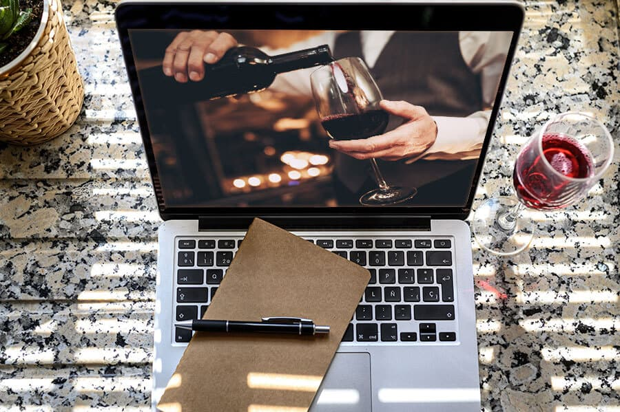Artificial intelligence: These days, there is an app for everything. Yes, even an app that analyses wine labels to understand what drives consumers to make a purchase. Photo: Supplied/Food For Mzansi