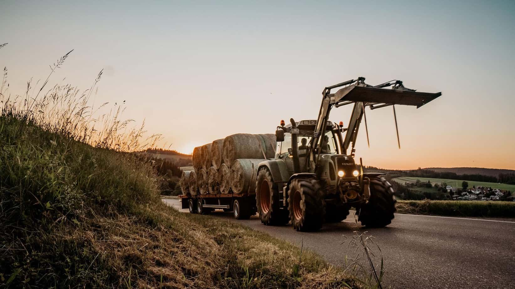 Drivers are warned to keep a watchful eye out for harvest season vehicles. Photo: Supplied/Food for Mzansi