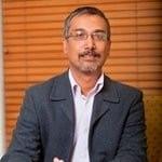 Anwhar Madhanpall, general manager of SAFDA farm management services. Photo: LinkedIn