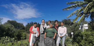 The women of SEED have gone back to their roots with their permaculture programme.
