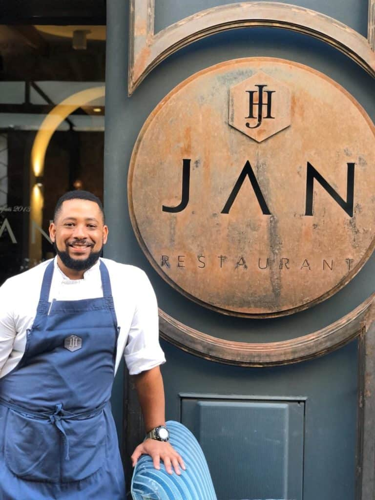 Chef Craig Jacobs (28) has cooked in several of Mzansi's award winning restaurants. Photo: Supplied/ Food For Mzansi