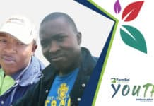 Gift and Molefi Nyambose are growing their business with the help of Farmsol