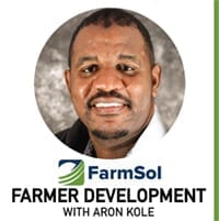 FarmSol Farmer Development with Aron Kole