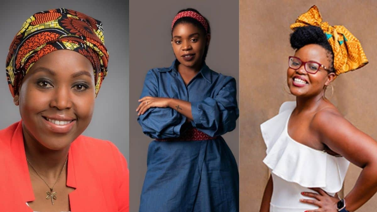Registrations are now open for a Youth Month event featuring top speakers, including celebrated farmers Nneile Nkholise, Thato Moagi and Ruramiso Mashumba. Photos: Supplied/Food For Mzansi