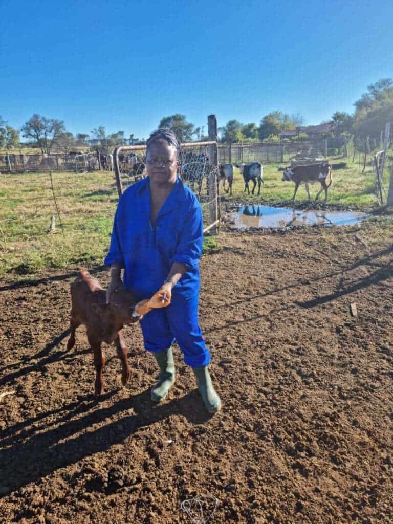 This week on Food For Mzansi's #SoilSistas campaign, we meet Nobuntu Makhoa, founder of Ba ha Makhoa.