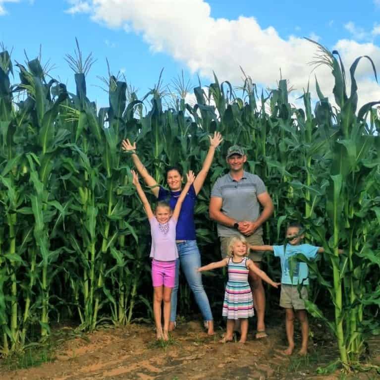 family business, grain