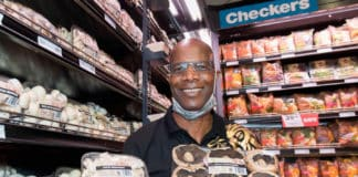 Tropical Mushrooms is an independent privately owned mushroom producer and the brain-child of its founder and managing director, Peter Nyathi. Photo: Supplied/Shoprite
