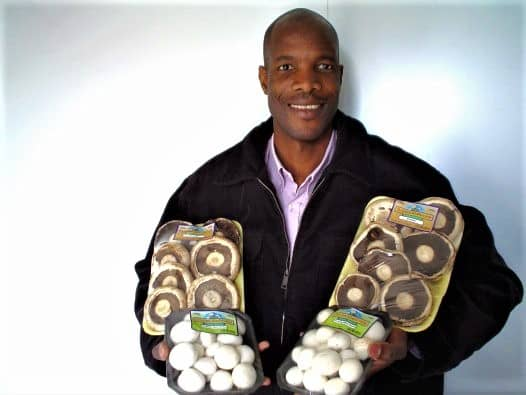 Peter Nyathi supplies over 350 retail stores in Mzansi. Photo: Supplied/Food For Mzansi