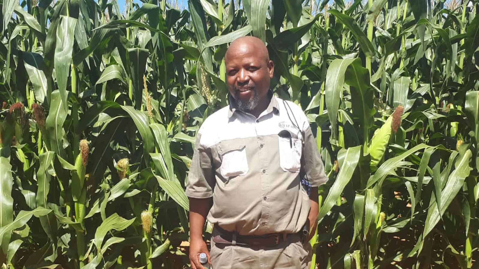 Shadrack Mbele (52) from Lindley in the Free State was a teacher by profession he always had an aptitude for business event though he is a teacher by profession he always pursued business ventures that have led to his success today. Photo: Supplied/ Food For Mzansi