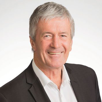 New Zealand's agriculture minister, Damien O'Connor. Photo: Supplied/ Food For Mzansi