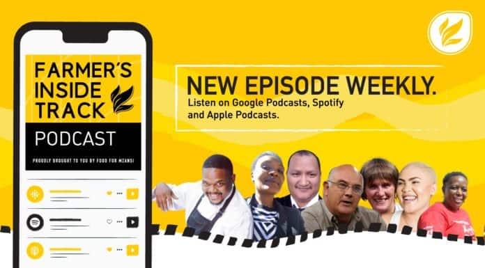 This week's podcast features (from left) Tefo Mokgoro, Nomathamsanqa Dyonase, Stephen Pietersen, Theo de Jager, Judy Stewart, Terri-Ann Brouwers, Nelly Komape. Photos: Supplied