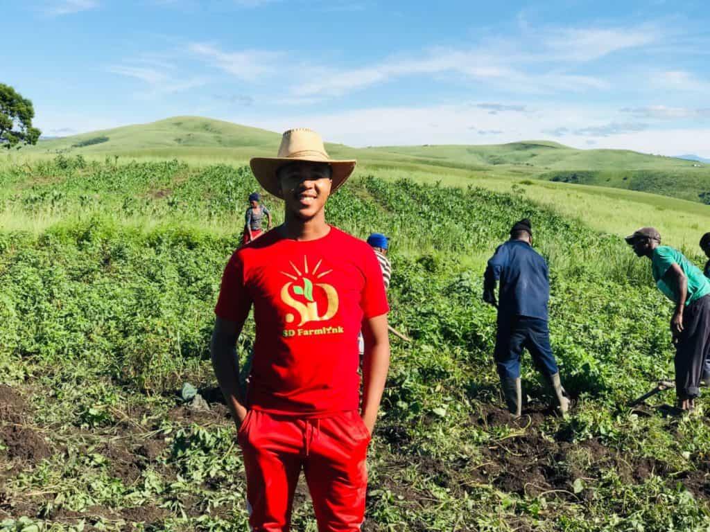 aspiring Mr. South Africa