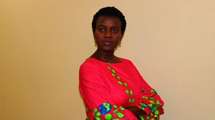 Dr Hlamalani Ngwenya is a Free State social scientist and global citizen. Photo: Supplied/Food For Mzansi