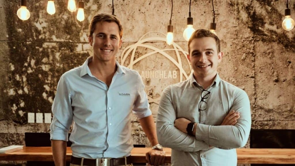 Youth Day: Adagin combines FG Adriaanse and JD Naudé's passion for farming and engineering to create some of the latest and progressive agricultural technologies in Mzansi. Photo: Supplied/Food For Mzansi