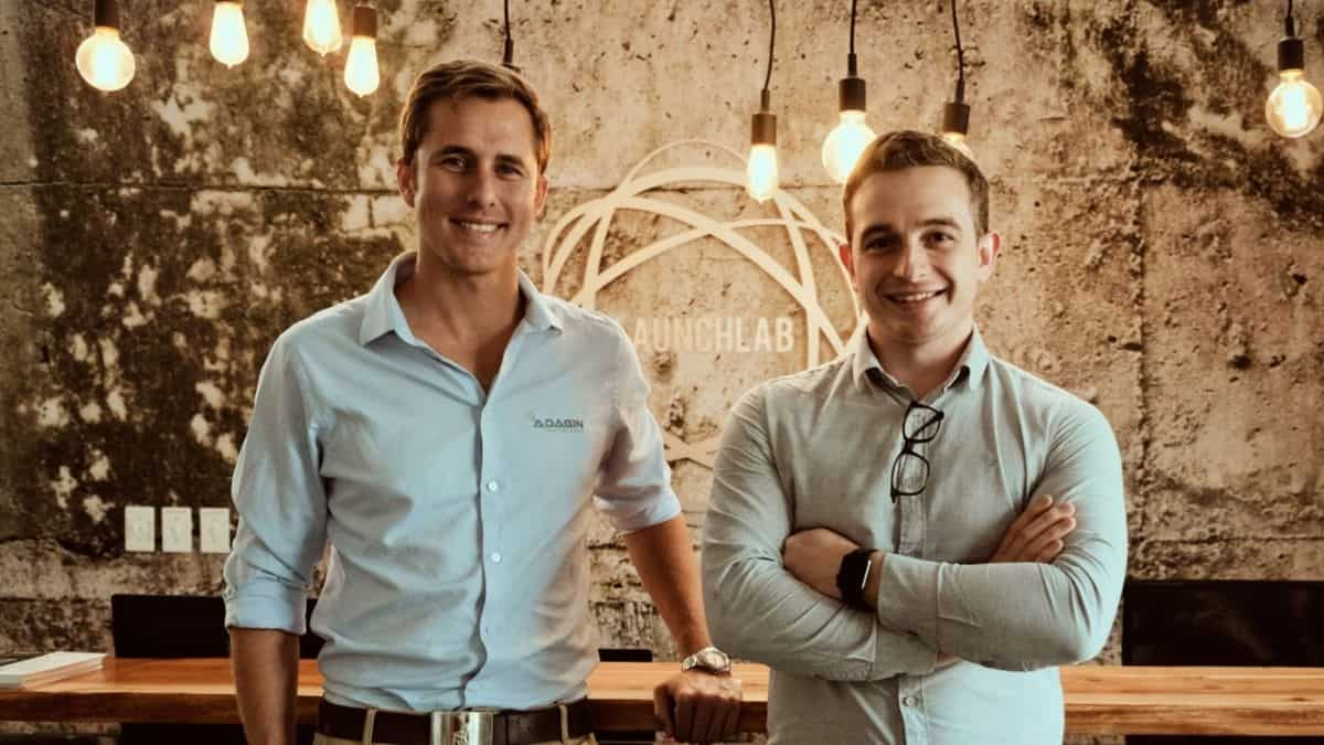 Adagin combines FG Adriaanse and JD Naudé's passion for farming and engineering to create some of the latest and progressive agricultural technologies in Mzansi. Photo: Supplied/Food For Mzansi