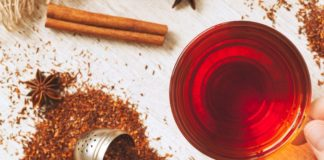 The refocusing of priorities amid the Covid-19 pandemic spurred the demand for, among others, locally grown rooibos tea. Photo: Supplied/Food For Mzansi