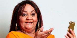 The 66-year-old Shaleen Surtie-Richards was one of Mzansi's foremost television, stage and film actresses. Photo: Supplied/Food For Mzansi