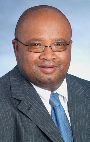 Coca-Cola Beverages SA managing director Velaphi Ratshefola. Photo: Supplied/Food For Mzansi