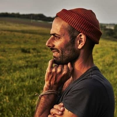Tim Williams currently regenerates and re-wilds three farms in Cornwall in southwest England. Photo: Twitter