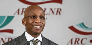 Dr Shadrack Moephuli will step down as CEO and president of the Agricultural Research Council at the end of July 2021. Photo: Supplied/Food For Mzansi