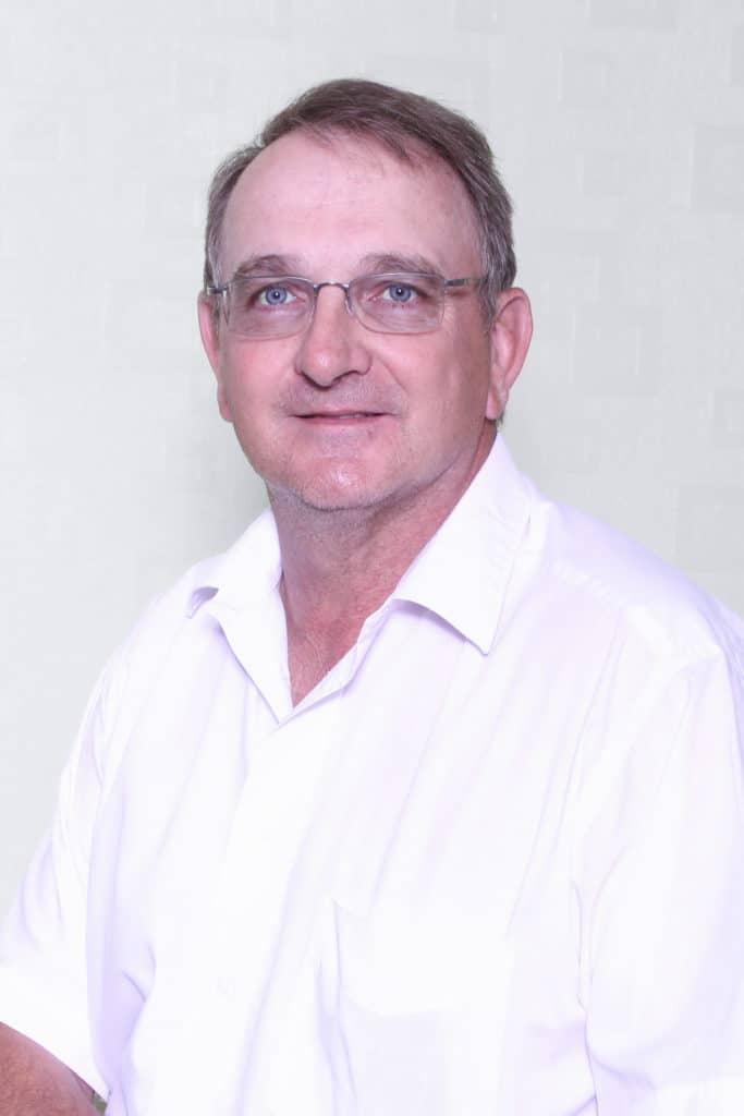 Fanie Ferreira, interim CEO of the Milk Producers' Organisation (MPO). Photo: Supplied/Food For Mzansi