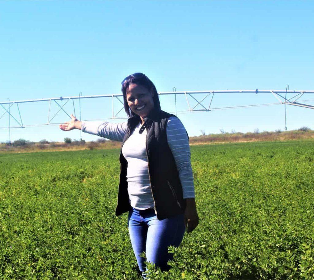 Farm attack Mimie Jacobs