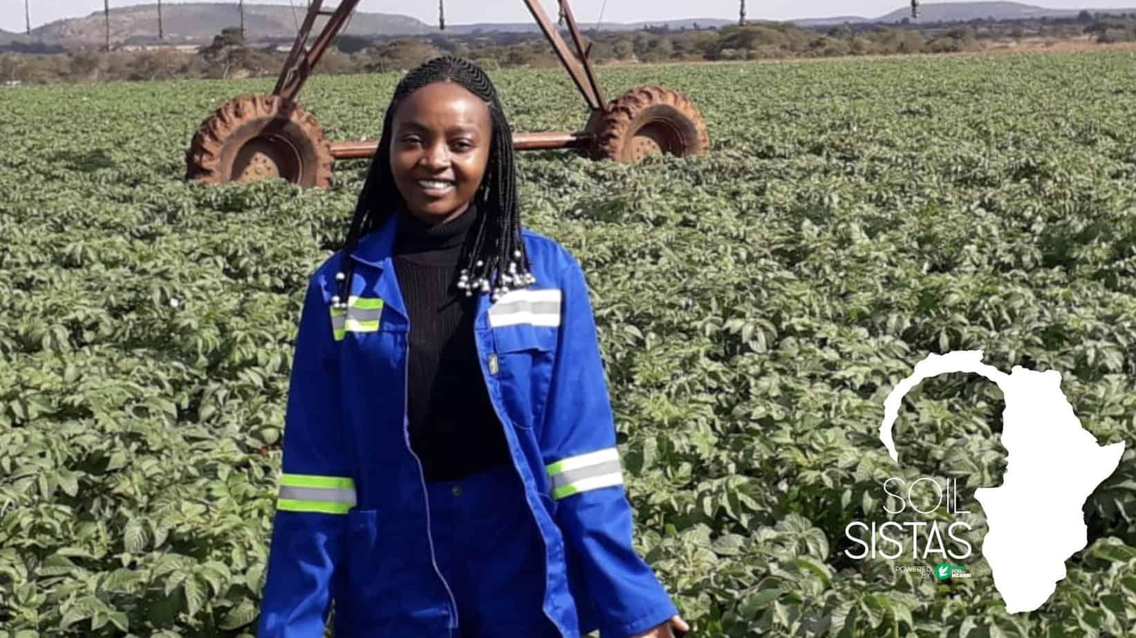 Entrepreneur Cleopatra Banda is not letting discrimination hold her back.