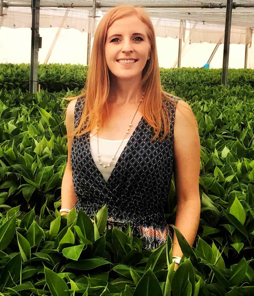 Suné Wiltshire, general manager of Du Roi Laboratory. Photo:Supplied/Food For Mzansi