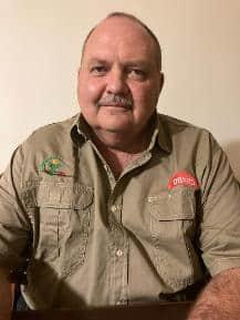 Agri Gauteng Expo: President of Agri Gauteng, Dr Willem Pretorius. Photo: Supplied/Food For Mzansi